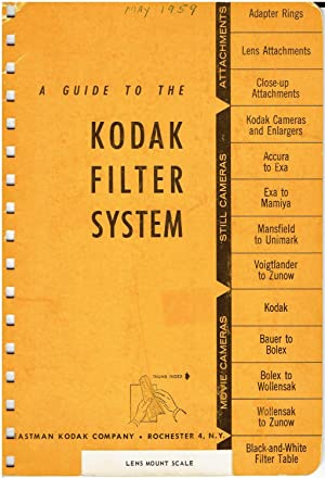 A Guide to the Kodak Filter System