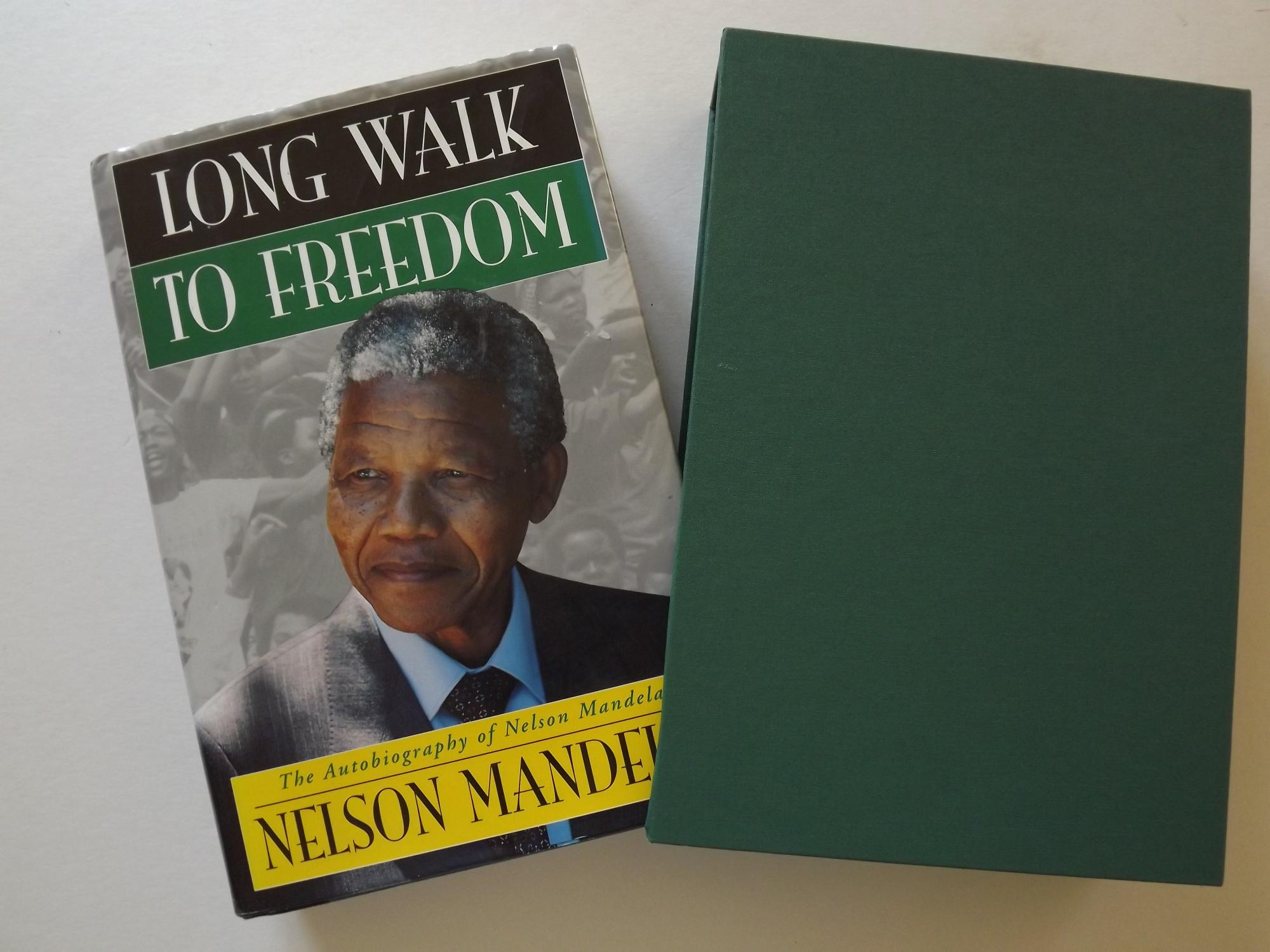 LONG WALK TO FREEDOM MANDELA. Nelson Hardcover