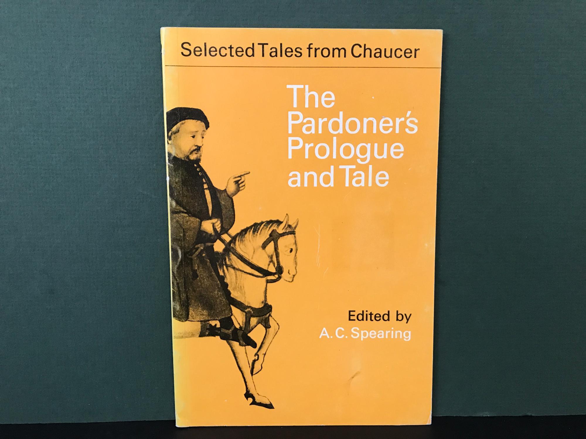 pardoners prologue