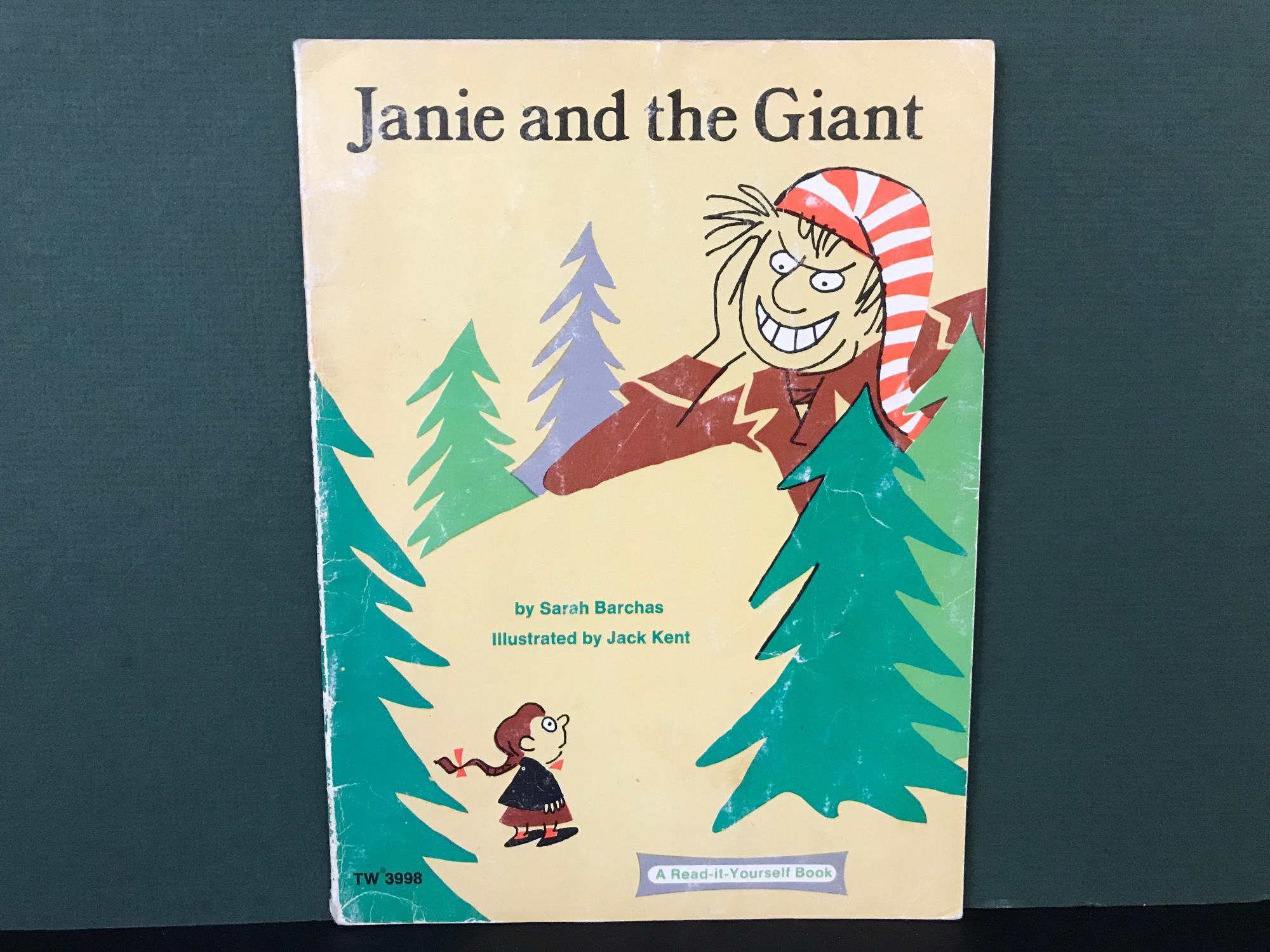 Janie and the giant abebooks solutioingenieria Choice Image