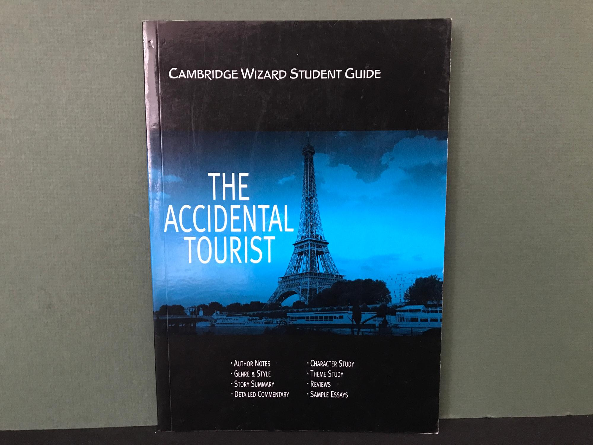 The accidental tourist | introduction & overview.