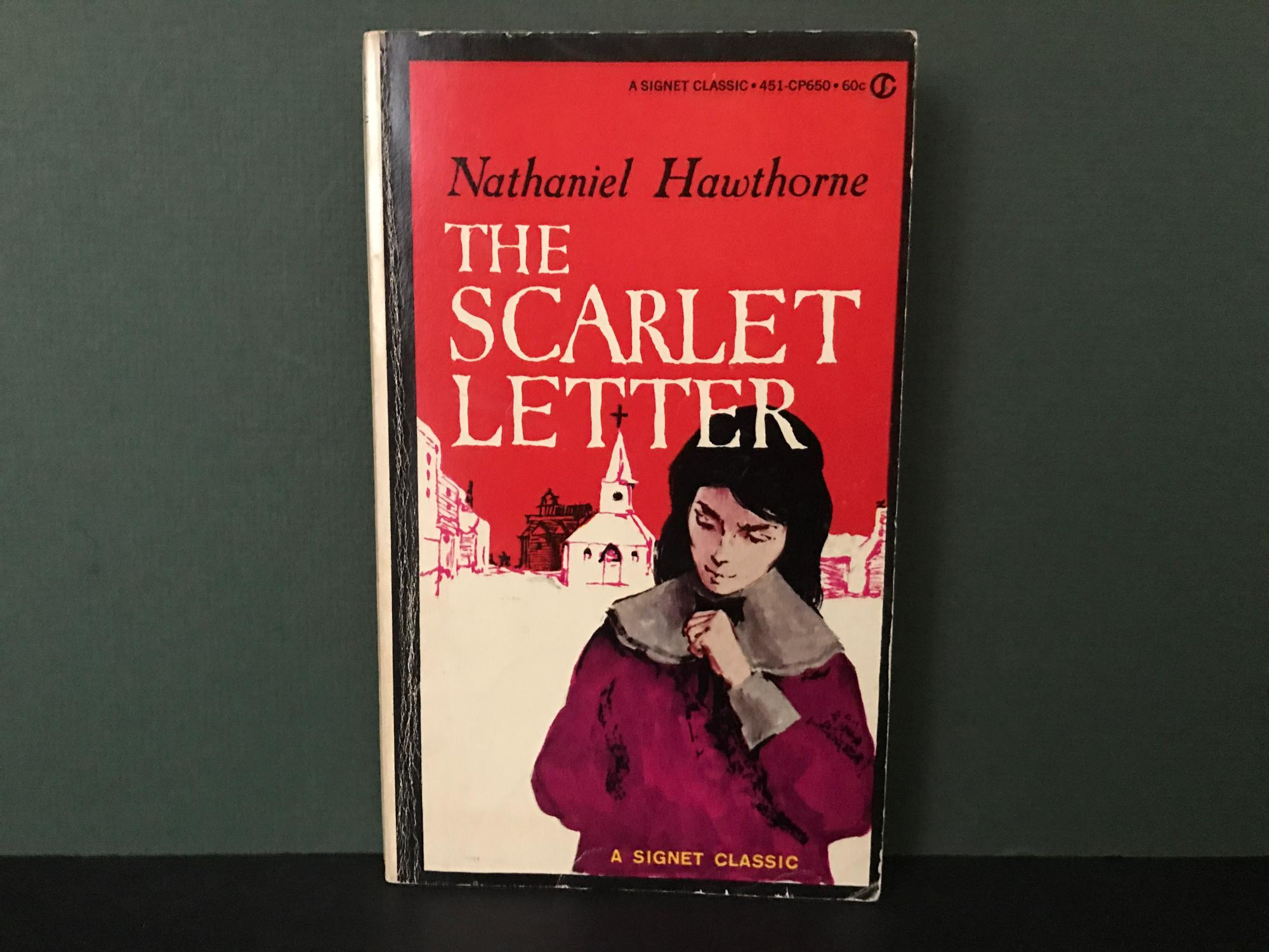 the sanctity of the human heart in nathaniel hawthornes the scarlet letter Brothersjuddcom reviews nathaniel hawthorne's earth's holocaust 'what but the human heart itself' said the of the scarlet letter, by nathaniel.