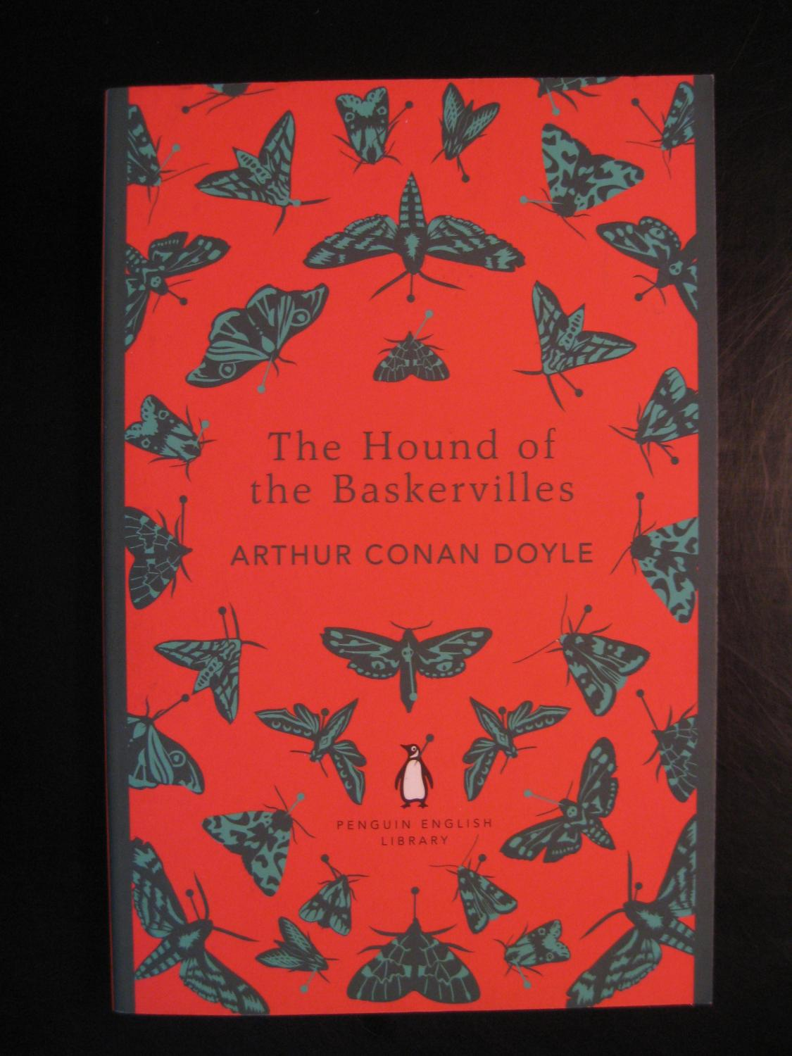 the hound of the baskervilles by conan doyle penguin abebooks