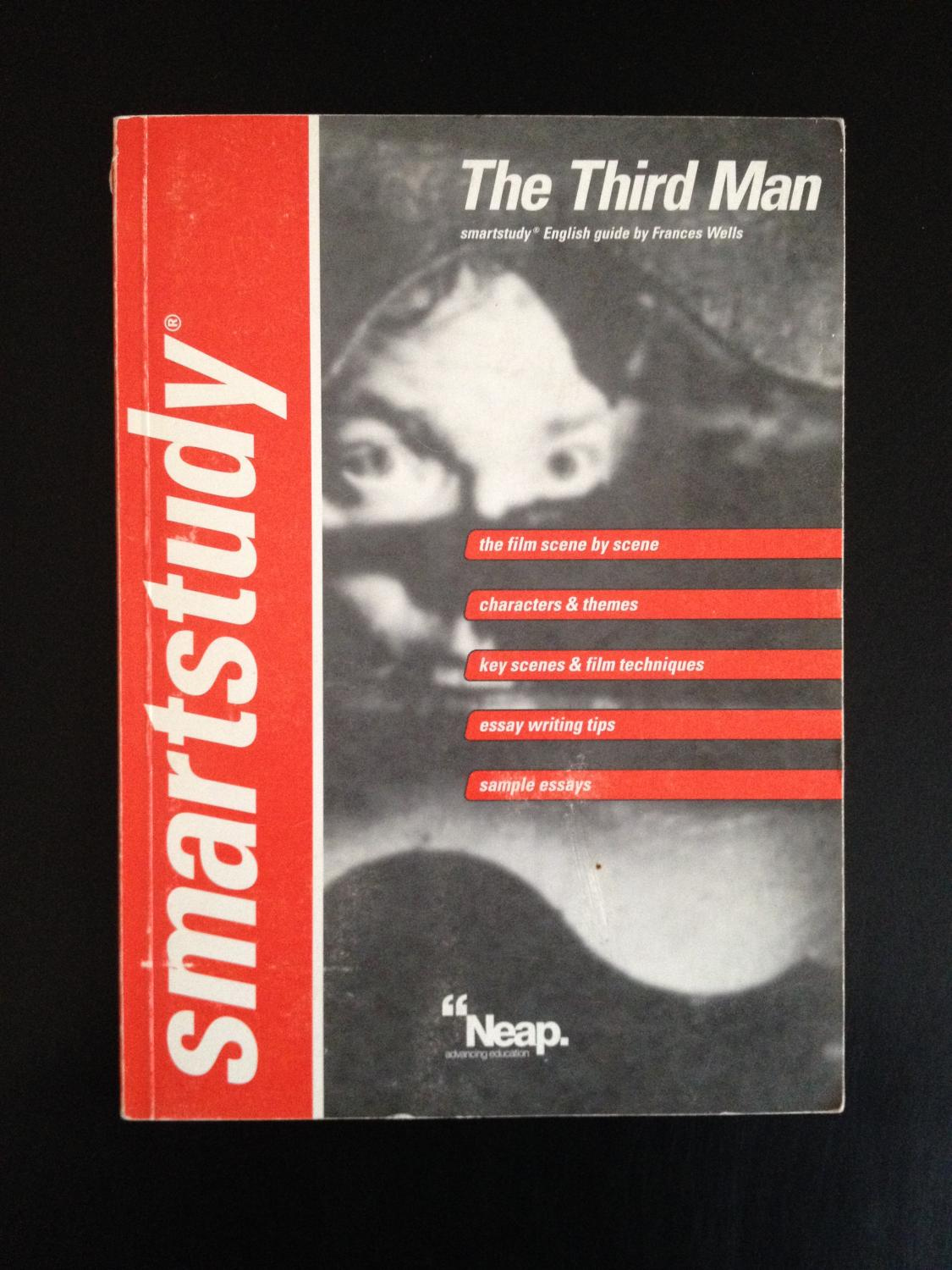 third man essay Movie-the third man essay  for a long time, the individual's relationship with the past has been preserved in their memories as a natural process - movie-the third man essay introduction.