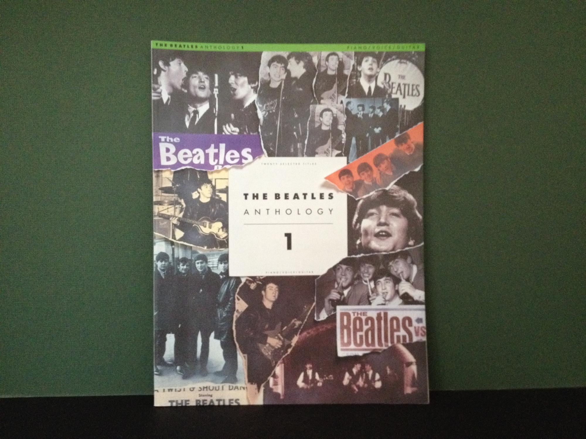 The Beatles Anthology 1 - Twenty Selected
