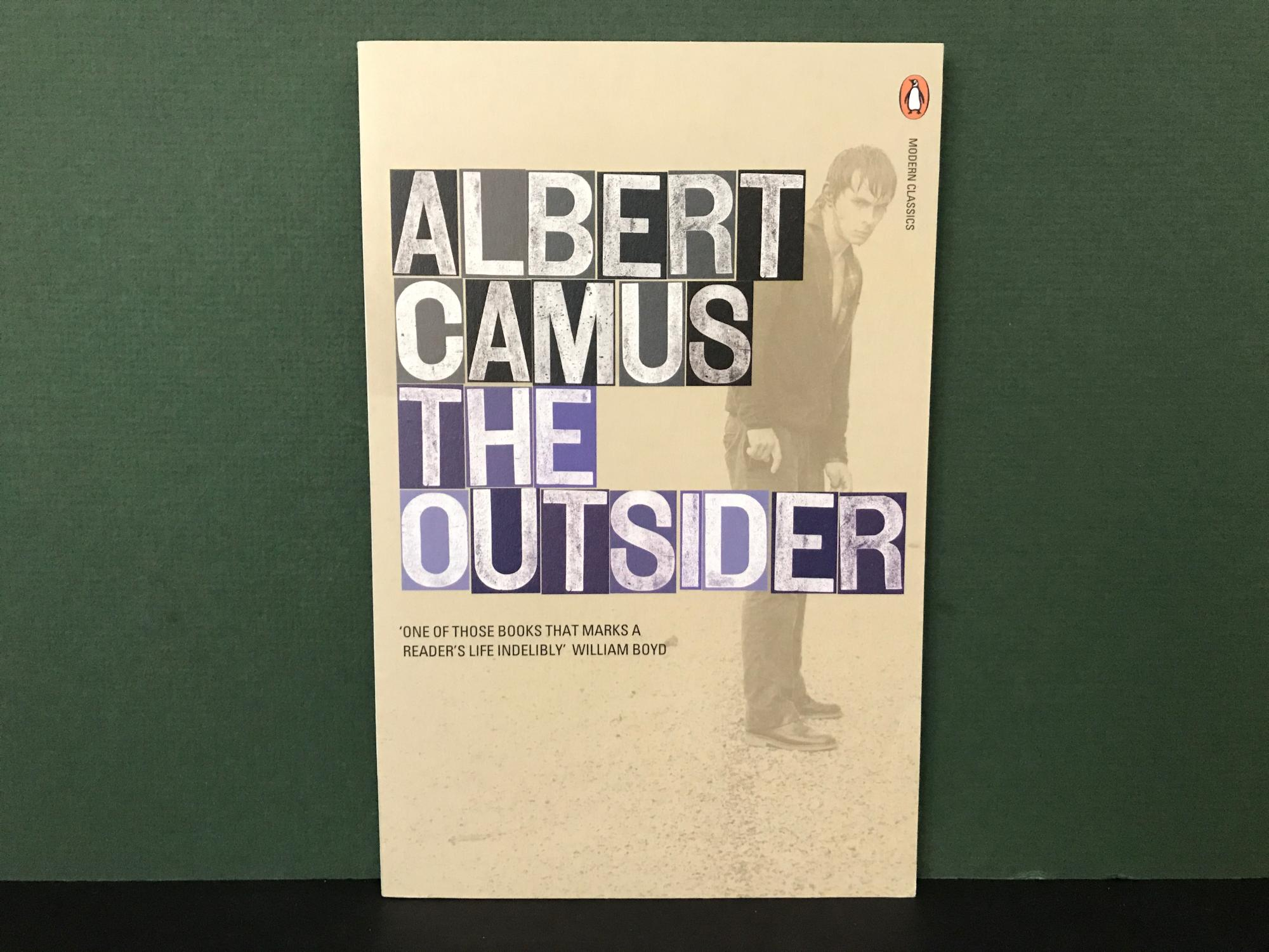The Book of the Outsider, Albert Camus: a summary 31