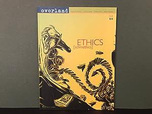 Overland 168: Temper Democratic, Bias Australian - Spring 2002 - Ethics [Schmethics] (Features, ...
