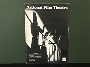 National Film Theatre: August 1980 (Programme): No Author Stated)