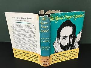 The Mystic Finger Symbol: A Novel of El Greco: Osa, Veronica De