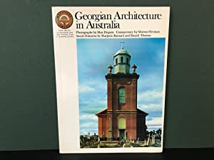 Georgian Architecture In Australia With Some Examples Of Buildings The Post Period