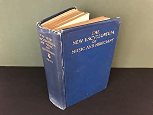 The New Encyclopedia of Music and Musicians