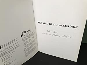 The King of the Accordion [Signed]
