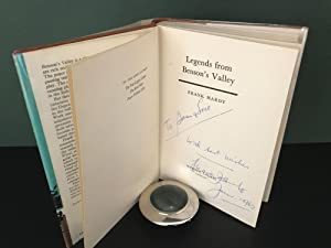 Legends from Benson's Valley [Signed]: Hardy, Frank
