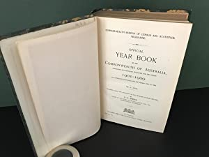 Official Year Book of the Commonwealth of Australia, Containing Authoritative Statistics for the ...