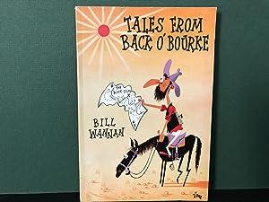 Tales from Back O' Bourke: Wannan, Bill (Illustrations