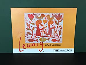 The Age 2008 Calendar: Leunig