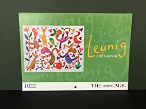 The Age 2010 Calendar: Leunig
