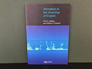 Intonation in the Grammar of English (Equinox Textbooks and Surveys in Linguistics)