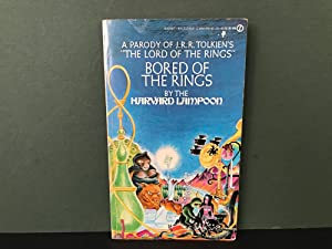 Bored of the Rings: A Parody of: Beard, Henry N.