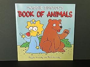 Maggie Simpson's Book of Animals: Groening, Maggie & Matt Groening