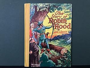 The Story of Robin Hood: Mansbridge, Arthur
