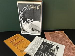 The Outsider: Vol. 2, No. 4 &: Various) - Charles