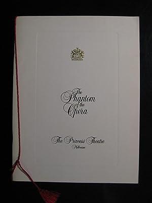 The Phantom of the Opera - The: Webber, Andrew Lloyd