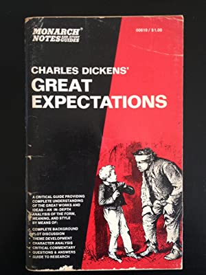 Charles Dickens' Great Expectations (Monarch Notes &: Jenkin, Leonard (Charles