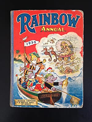 Rainbow Annual 1954 - Pictures and Stories: Bruin, Mrs. (ed)