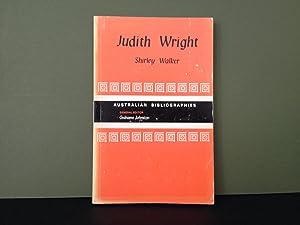 Judith Wright (Australian Bibliographies): Walker, Shirley (General