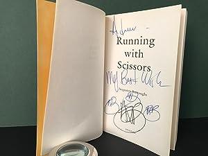 Running with Scissors: A Memoir [Signed]: Burroughs, Augusten