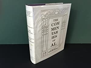 The Commentaries of AL: Being The Equinox Volume V No. 1 - Second Edition - An LXXXVII Sol in 0 0...