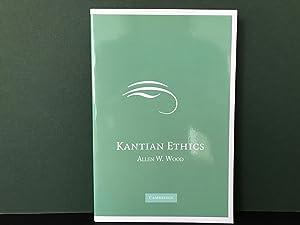 Kantian Ethics: Wood, Allen W.