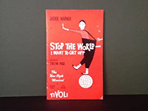 Jackie Warner in Stop the World -: Newley, Anthony &