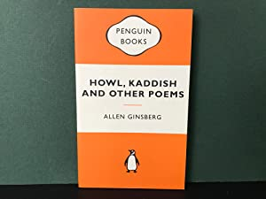 Howl, Kaddish and Other Poems: Ginsberg, Allen