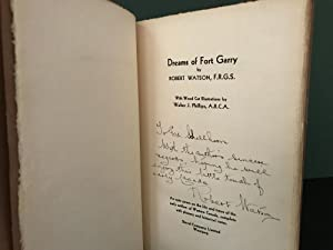 Dreams of Fort Garry [Signed]