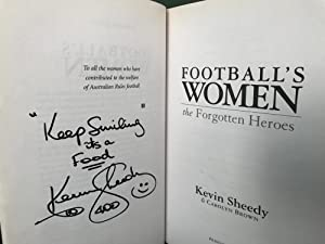 Football's Women: The Forgotten Heroes [Signed]