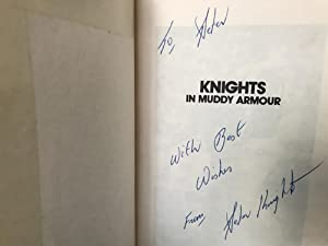 Knights in Muddy Armour [Signed]