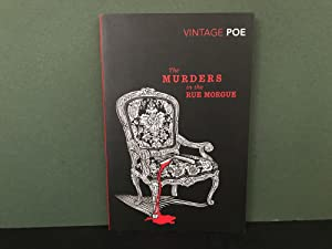 The Murders in the Rue Morgue: The: Poe, Edgar Allan