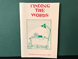 Finding the Words: Kensington Writing Group 1991