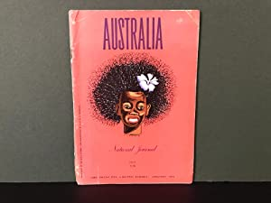 Australia: National Journal - Vol. 5, No. 2 - January, 1944