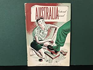 Australia: National Journal - Vol. 5, No. 8 - July, 1944