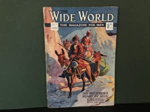 The Wide World Magazine: The Magazine for Men - July 1920 - No. 267, Vol. 45