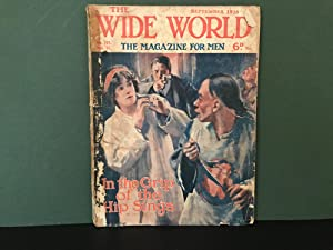 The Wide World Magazine: The Magazine for Men - September 1916 - No. 221, Vol. 37
