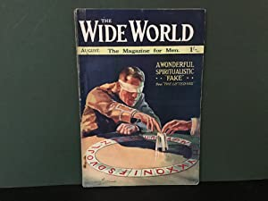The Wide World Magazine: The Magazine for Men - August 1920 - No. 268, Vol. 45
