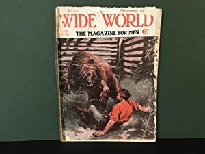 The Wide World Magazine: The Magazine for Men - November 1915 - No. 211, Vol. 36