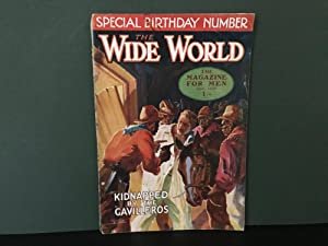 The Wide World Magazine: The Magazine for Men - May 1923 - No. 301, Vol. 51 (Special Birthday Num...