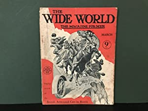 The Wide World Magazine: The Magazine for Men - March 1918 - No. 239