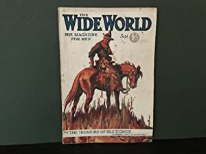 The Wide World Magazine: The Magazine for Men - September 1920 - No. 269, Vol. 45
