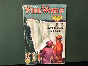 The Wide World Magazine: The Magazine for Men - February 1929 - No. 370, Vol. 62